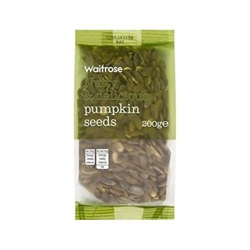 Pumpkin Seeds Waitrose 200g