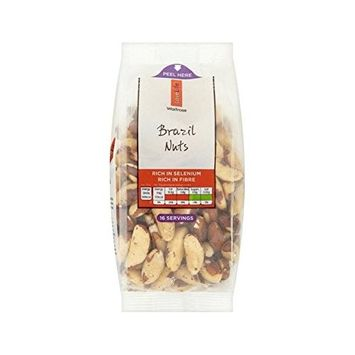 Brazil Nuts Waitrose Love Life 400g - Pack of 6