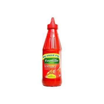Australian - Fountain Tomato Sauce 500ml.