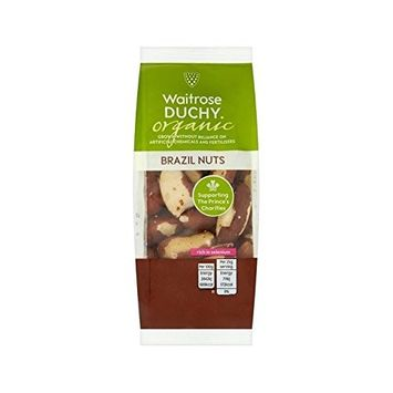 Love Life Organic Brazil Nuts Waitrose 150g - Pack of 6