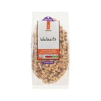 Walnut Kernels Waitrose Love Life 400g - Pack of 2