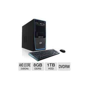 CybertronPC Blueprint TCAD3293A Workstation PC