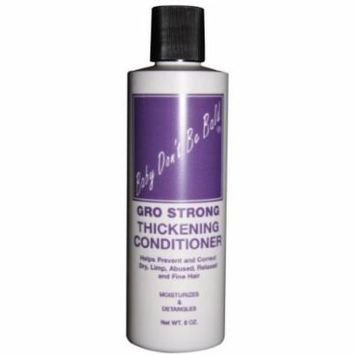 Gro Strong Conditioner 8 Oz.