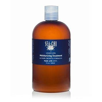 Leave On Moisturizing Treatment & Hair Growth Formula 16oz/480ml