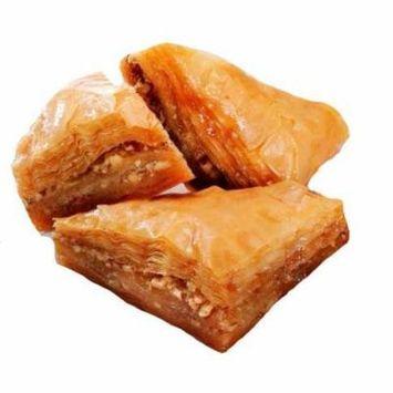 Baklava with Walnuts and Honey, TRAY, 36 Triangles