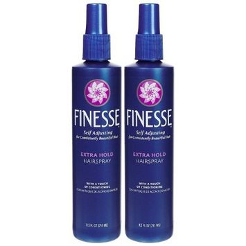 Finesse Self Adjusting Hairspray, Extra Hold 8.5 fl oz (251 ml)