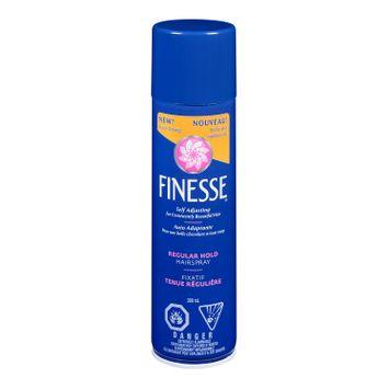 Finesse Self Adjusting Hair Spray, Regular Hold, 300 mL