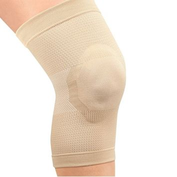 Tonewear Universal Sports Knee Compression Sleeve Support Brace For Gym, Running, Indoor Training, Yoga