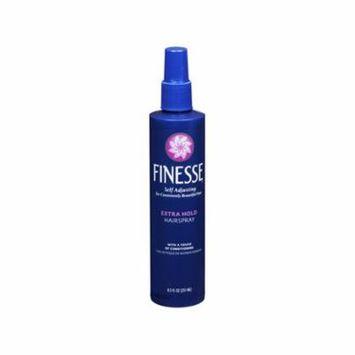 Finesse Self Adjusting Hair Spray, Extra Hold - 8.5 Oz