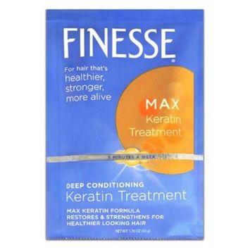 Finesse Max Deep Conditioning Keratin Treatment - 1.76 oz
