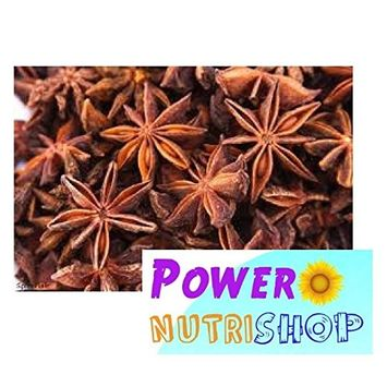 (8 OZ ) 100%ALL Natural- Organic Sun Dried Star Anise, Star Aniseed : Grocery & Gourmet Food