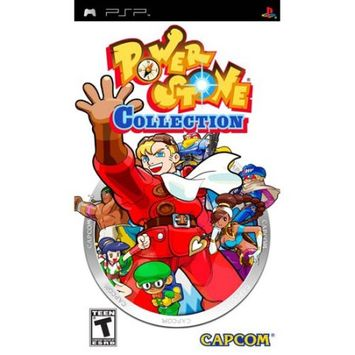 Capcom Entertainment Power Stone Collection - PlayStation Portable