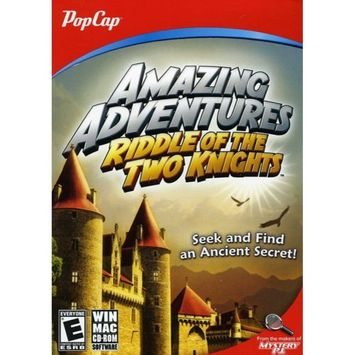Popcap Games Amazing Adventures The Riddle Of Two Knights [streets 8-1-12]