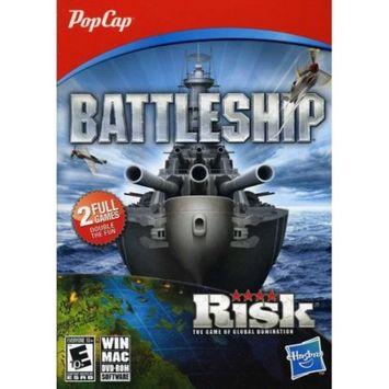 Popcap Games Battleship And Risk [pc/mac] [streets 11-8-12]
