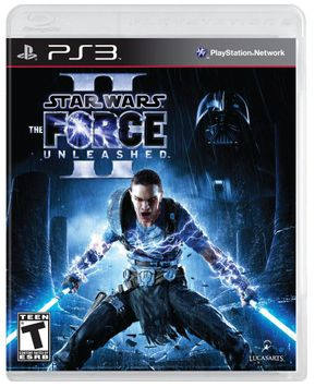 Lucas Arts Entertainment 34138 Star Wars: The Force Unleashed Ii Ps3 Ps3