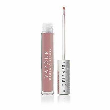 Vapour Organic Beauty Elixir Lip Gloss, Metro-Essential Medium Mauve, 0.13 Ounce