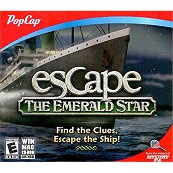 Popcap Games PopCap 899274002700 Escape The Emerald Star - PC