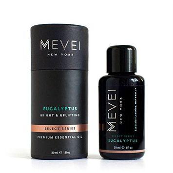 MEVEI | EUCALYPTUS Luxury Essential Oil - Bright & Uplifting | 100% Pure & Natural (1 fl oz/30 ml)