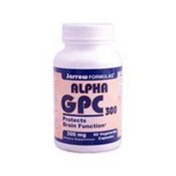 Jarrow Formulas - Alpha Gpc, 300 mg, 60 veggie caps