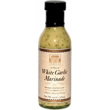 Chateau CH123 12 oz White Garlic Marinade - Pack of 4