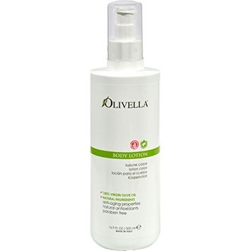 Olivella Body Lotion 16.9 Ounce (499ml) (6 Pack)