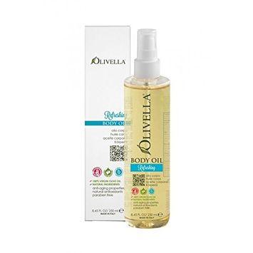 Olivella Body Oil (250 ml) -Refreshing