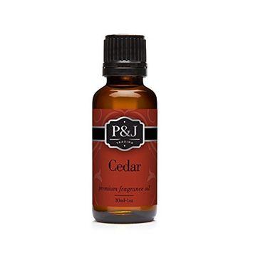 Cedar Fragrance Oil - Premium Grade Scented Oil - 30ml