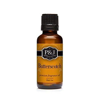 Butterscotch Fragrance Oil - Premium Grade Scented Oil - 30ml