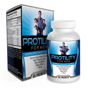 ProTility: 2-Month Male Fertility Support Supplement Complex - Formula - Vitamins - Booster - Natural Fertility Supplements for Men