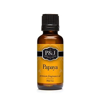 Papaya Fragrance Oil - Premium Grade Scented Oil - 30ml