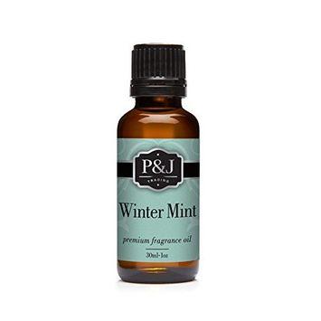 Winter Mint Fragrance Oil - Premium Grade Scented Oil - 30ml