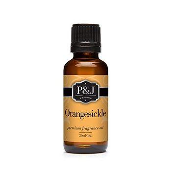 Orangesickle Fragrance Oil - Premium Grade Scented Oil - 30ml