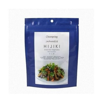 (10 PACK) - Clearspring - Hijiki | 50g | 10 PACK BUNDLE: Health & Personal Care