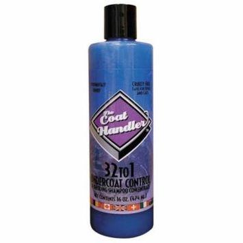 Coat Handler Undercoat Control Shampoo 16 Oz