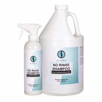 Stazko No Rinse Shampoo 16oz
