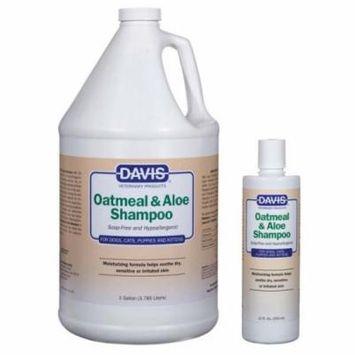 Davis Oatmeal & Aloe Shampoo 12oz