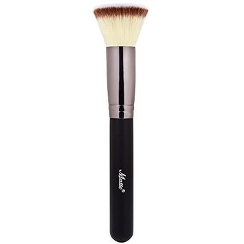 Matto Flat Kabuki Foundation Brush - Flat Top Makeup Brush for Foundation Blending Liquid Cream Mineral Powder 1 Piece