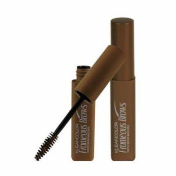 KLEANCOLOR Frameous Brows-Tinted Brow Mascara - Light Brown