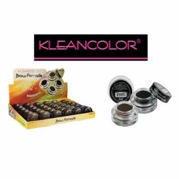 LWS LA Wholesale Store 6pcs Kleancolor Eye Brow Eyebrow Pomade Creamy Formula Smudge proof Waterproof