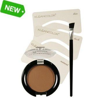 Eyebrow Essential Kit~Medium Brown