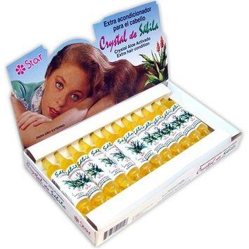 Lacio Lacio Star Active Crystal Aloe Vera Extract Hair Conditioner 12 Applications