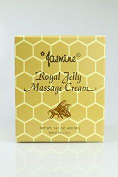 Jasmine Royal Jelly Massage Cream