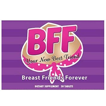 Bff Products BFF Pills Breast Friends Forever, Success in Breast Enhancement 30 Tablets 1/day