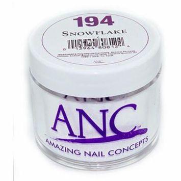 ANC Dip Powder 194 Snowflake 2 oz