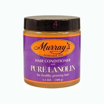 Murray's Murrays Pure Lanolin Hair Conditioner 3.5 Oz