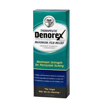 6 Pack - Denorex Dandruff Shampoo Conditioner, Maximum Strength 10 fl oz Each