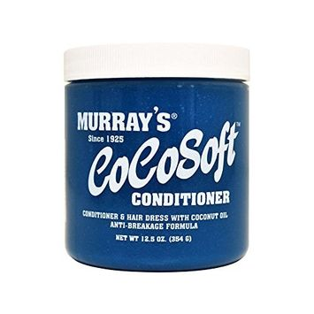 MURRAY'S COCOSOFT (GREEN) CONDITIONER & HAIRDRESS 12.5 OZ