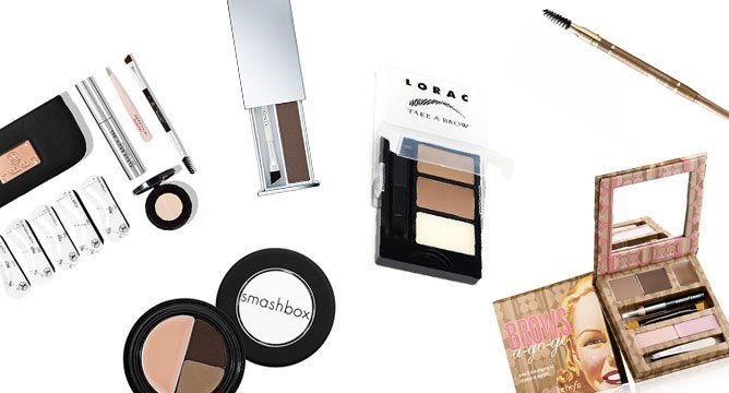 Top 10 Boldest Brow Products