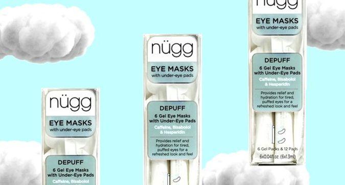 We Tried It: Nugg De-Puff Eye Masks
