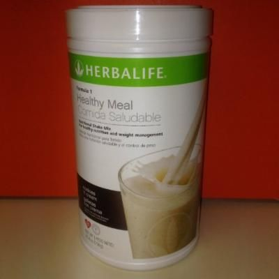 Formula 1 Healthy Meal Nutritional Shake Mix - Cookies 'n Cream, 550 g canister